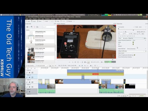 Live Stream - Editing the next video, 9-23-2017 13:00 UTC