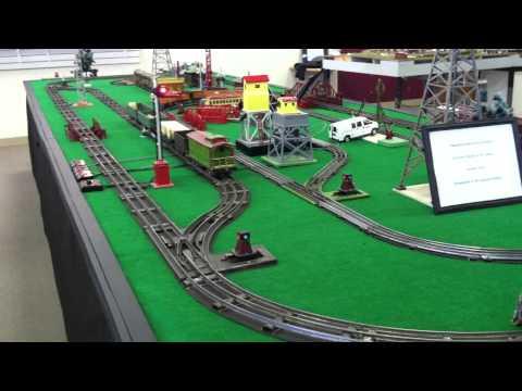 VERY old trains running @ Nebraska Iowa Railroaders