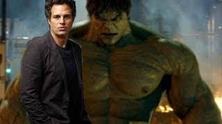 Mark Ruffalo Shuts Down PLANET HULK Film - AMC Movie News