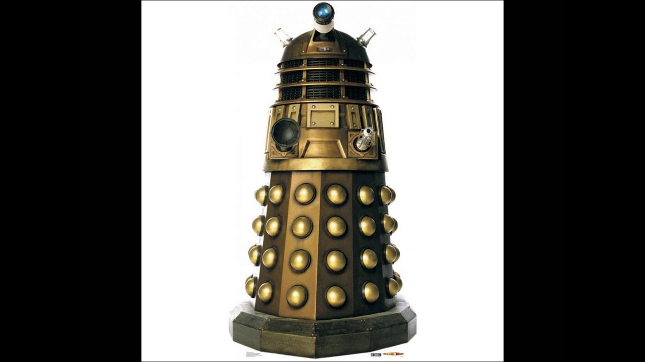 Dalek exterminate!!!!! - YouTube