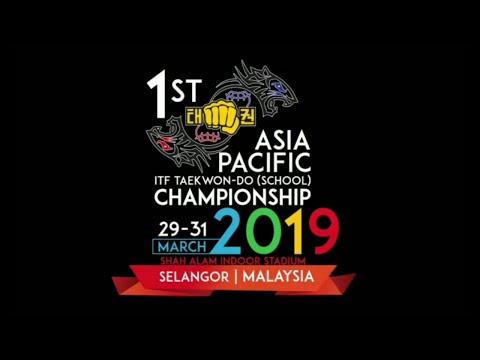 ITF [Malaysia] Asia Pacific championship(school) 2019 WELOGS Ep 22