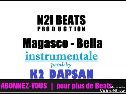 Magasco - Bella instrumentale prod by K2 DAPSAN
