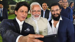 PM Modi meets Bollywood film actors, makers, other artists