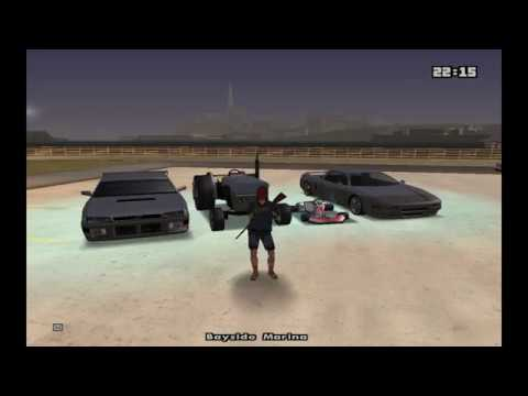 GTA SA WtLS - Random Package Opening and some screens + My TOP