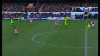 Arsenal 2-1 Sheffield United (1998-99) FA Cup - result void