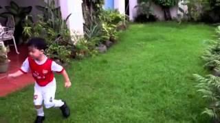 Sean n theo soccer Thumbnail