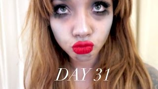 Vlogtober Day 31 | Halloween Night out!