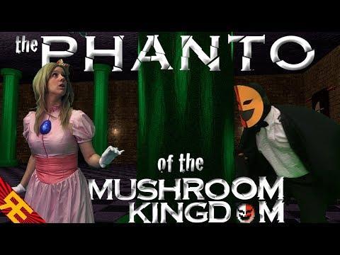 Phanto of the Mushroom Kingdom: A Super Mario Bros. 2 Musical (Phantom of the Opera Parody)