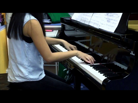 Trinity ATCL Piano Recital Runthrough