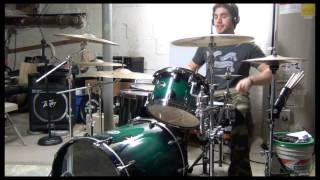 "Volbeat- ""16 Dollars"" Drum Cover"
