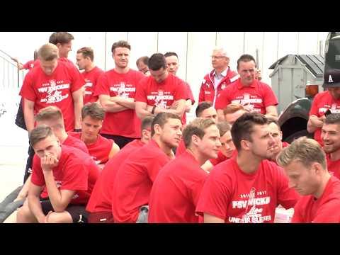 FSV Zwickau feiert Saisonabschluss