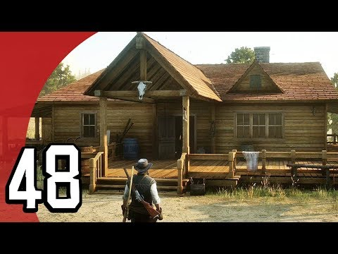 HOUSE FLIPPER! (Red Dead Redemption 2 #48)