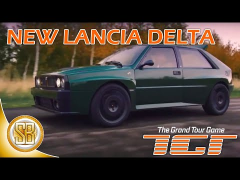 The Grand Tour Game - NEW Lancia Delta Full Documentary (Grand Tour Game - NEW Lancia Delta)