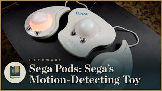 SEGA Pods: SEGA's Motion-Detecting Toy | Gaming Historian