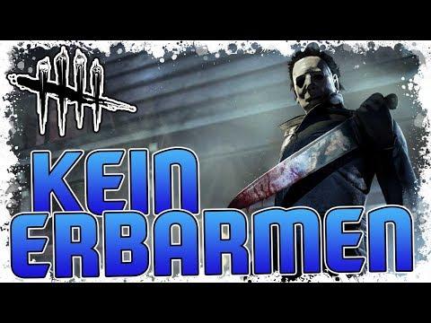 Micha kennt kein Erbarmen - Dead by Daylight Gameplay Deutsch German