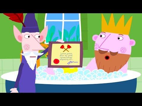 Королевские хобби 😜 Маленькое королевство Бена и Холли на русском в HD