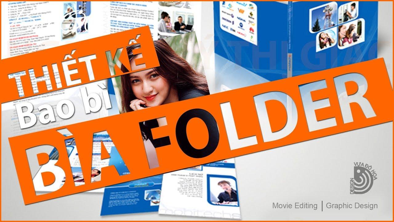 #thiết kế bìa folder-bìa kẹp hồ sơ#Folder#VUADOHOA# vựa đồ họa