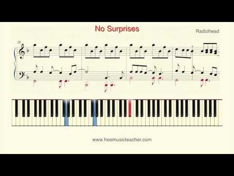 How To Play Piano: Radiohead