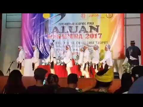 Pertandingan Kompang Piala Paluan 2017 | TeamSyabab