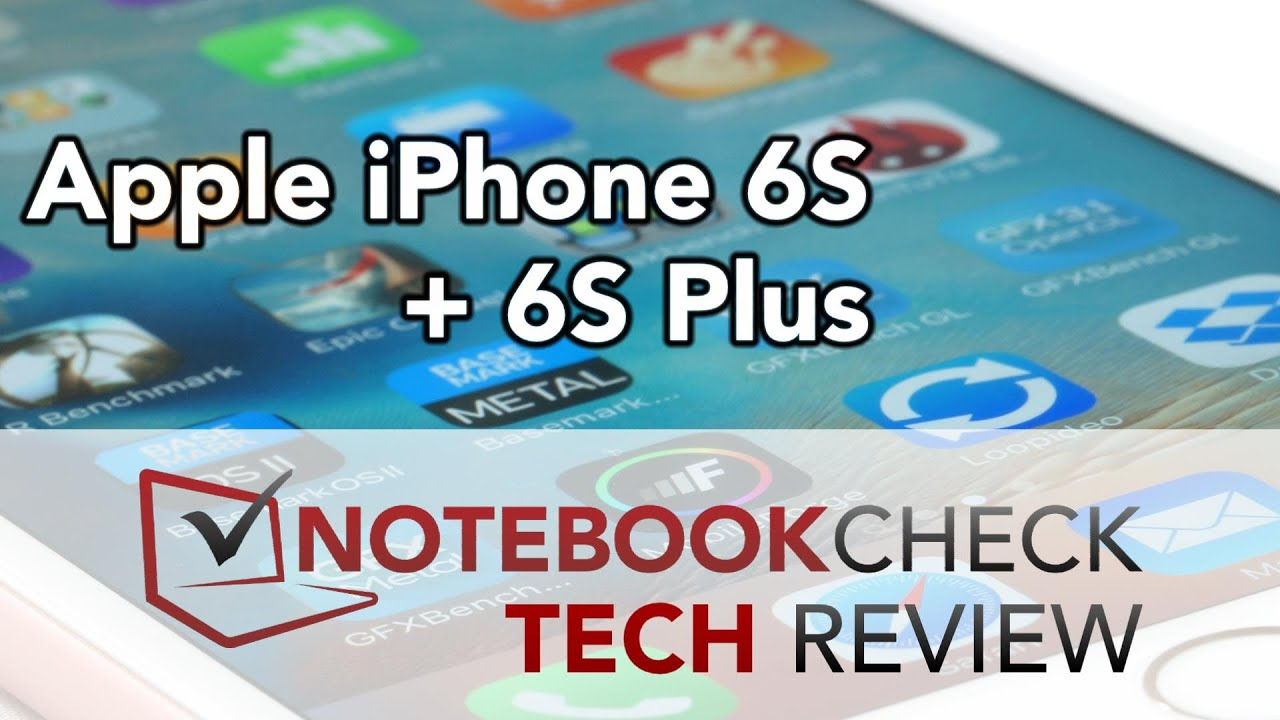 6ae37055267 Análisis completo del Smartphone Apple iPhone 6S Plus - Notebookcheck.org