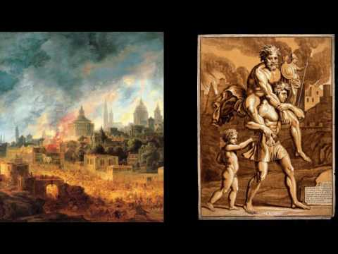 Roman History - The Journey of Aeneas