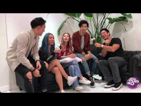 The Sam Willows Interview on Asia Pop 40