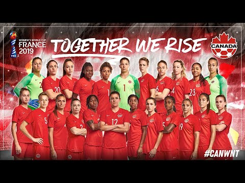 Final squad lists for FIFA Women's World Cup France 2019 announced