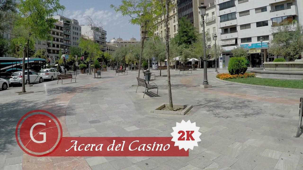 Granada centro plaza del campillo acera del casino teatro puerta real y chikito 2k youtube - Parking plaza puerta real en granada ...