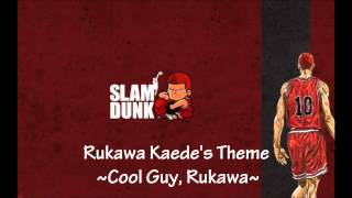 Slam Dunk OST - Rukawa Kaede's Theme ~Cool Guy, Rukawa~