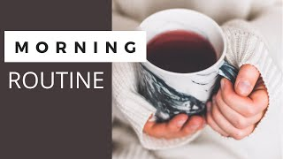 My Healthy Morning Routine thumbnail