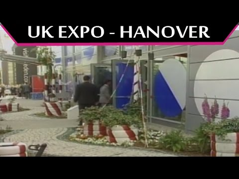 Hannover Expo 2000 - World's Fair Exhibition In Germany