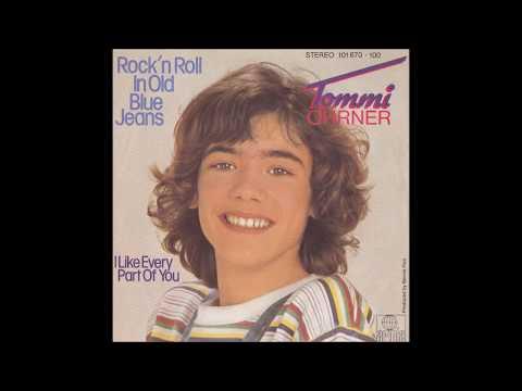 TOMMI OHRNER  ROCKN ROLL IN OLD BLUE JEANS aus dem Jahr 1980