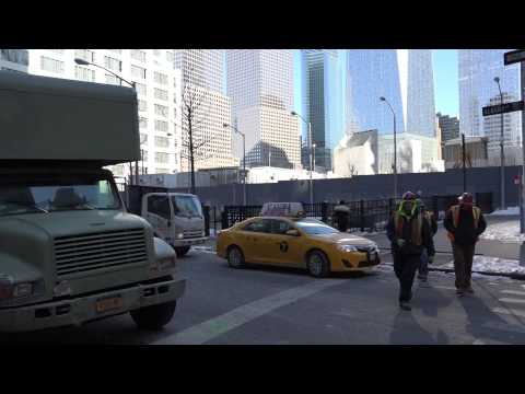 New York City tour (HD)