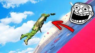 LE PLUS GROS BUG DE GTA 5 ! | AidenShow