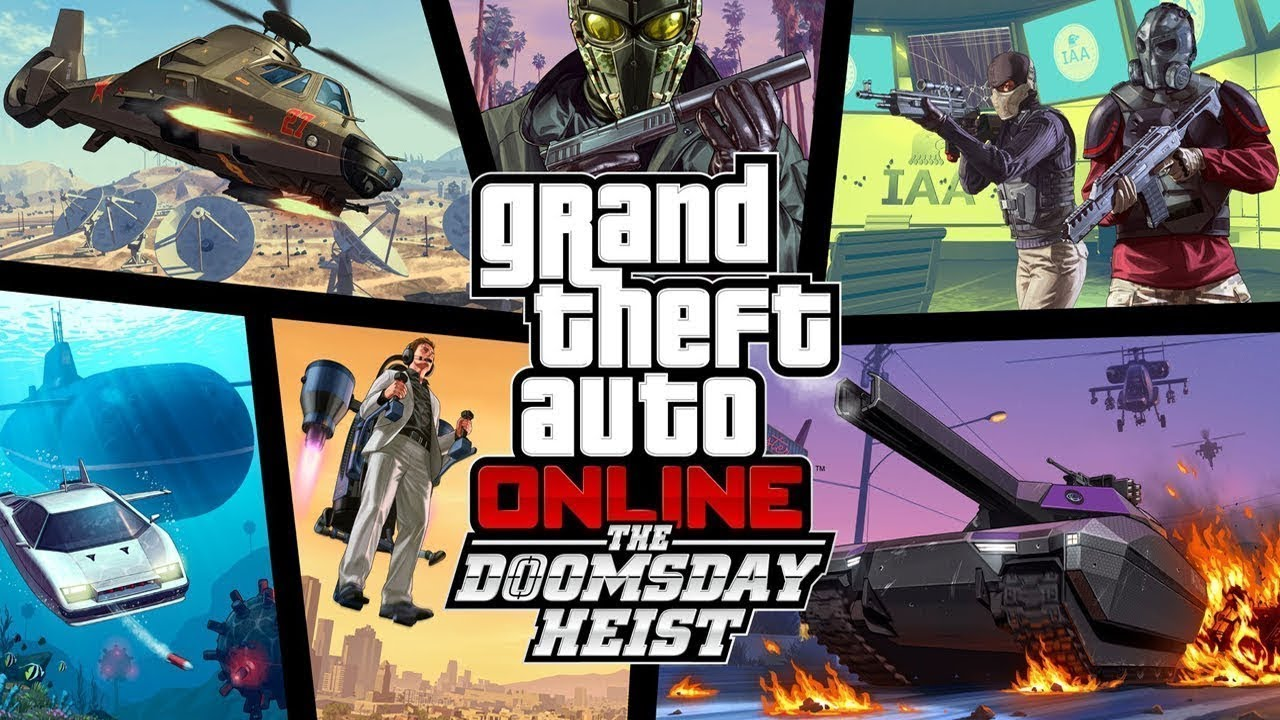 doomsday heist act 2 setup 1