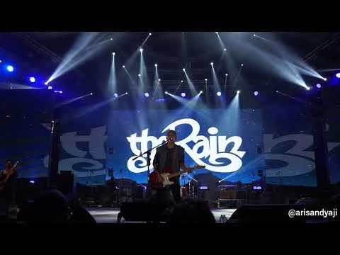 The Rain - Terlalu Indah ( Live Jakarta Fair 2018 )