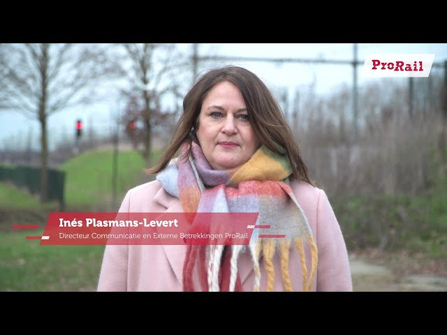 Week van de circulaire economie - Inés Plasmans-Levert over hoeveel er moet veranderen | ProRail