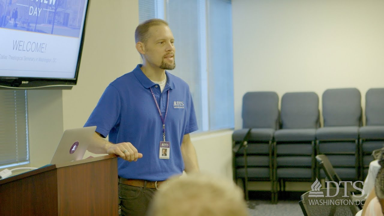 MA in Christian Leadership - Dallas Theological Seminary