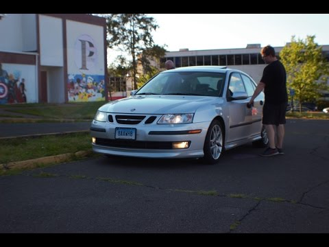 Saab 9-3 DIY Cold Air Intake