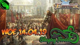 Ragnarok online WOE 14.04.19 (SF) (4game)