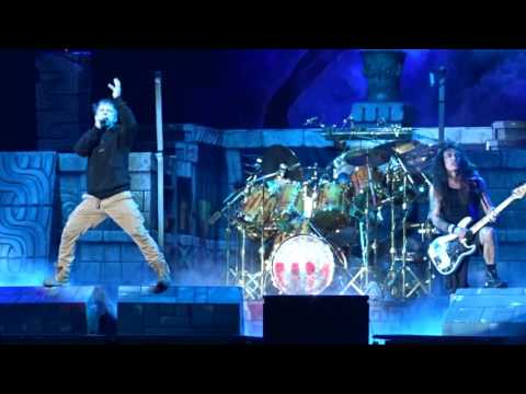Iron Maiden - The Book of Souls Live @ Rock In Vienna 5.6.2016