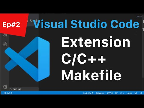 C++ Tutorial for Beginners #2: Visual Studio Code - Programming Extension | 2019 | (Linux) thumbnail