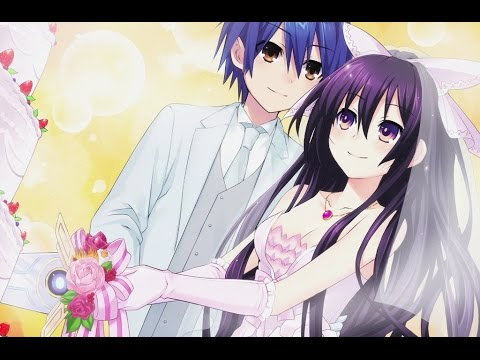 「AMV 」『Date a Live』{Thoka x Shido}Hall Of Frame - YouTube