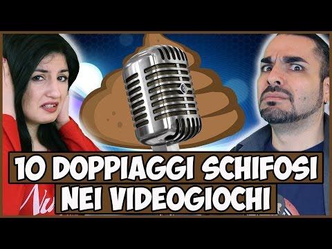 I 10 DOPPIAGGI PIÚ BRUTTI NEI VIDEOGIOCHI W/Gian Di Orion
