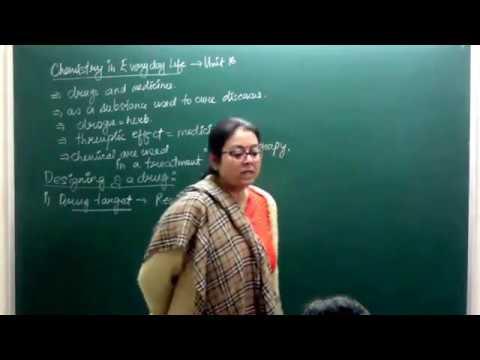 CHXII-16-01 Chemistry in everyday life (2016) Pradeep Kshetrapal Physics channel