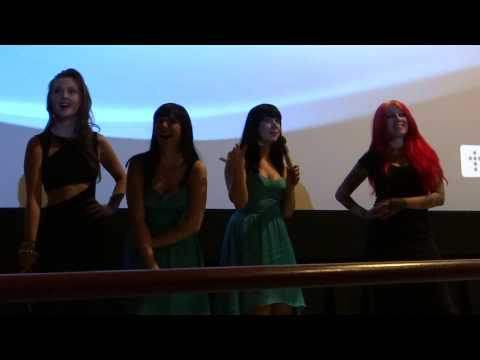 American Mary Q&A spoilers May 3013 w Katharine Isabelle, Jenn & Sylvia Soska  Sinister Cinema