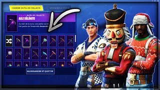 "(WITHOUT V-BUCKS) DO ALL FORTNITE'S ""RARE"" PIOCHES FOR FREE FORTNITE BATTLE ROYALE"