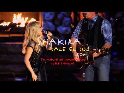 Need You Now - Shakira feat Blake Shelton (The Voice cover) [AUDIO]