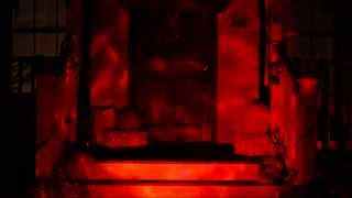Fire & Ice LED Red Spot Light - Spirit Halloween