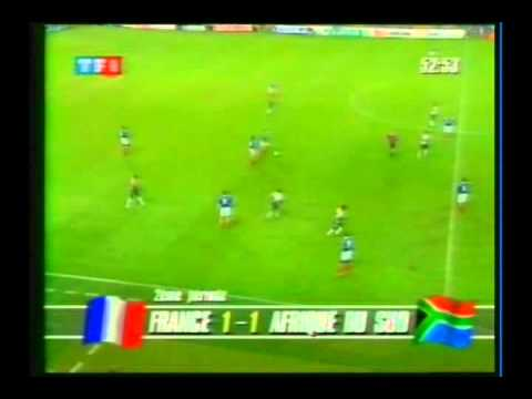 1997 (October 11) France 2-South Africa 1 (Friendly).avi